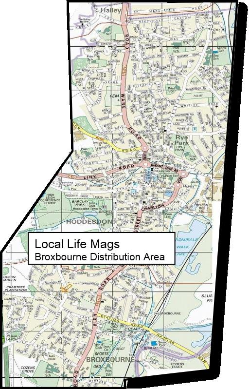 Broxbourne Dist Map rev
