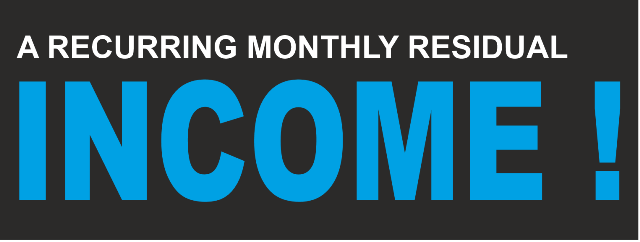 Earn Recurring Income