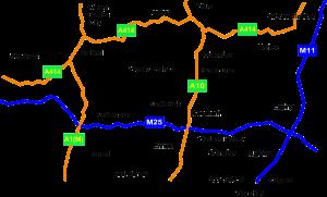 Leaflets Distribution Map 2016